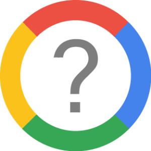 Google symbol