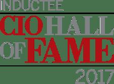 Logo for CIO Hall of Fame Award