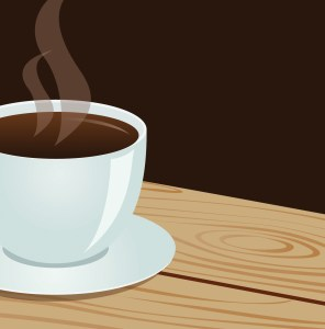 Coaching Cafe coffee cup
