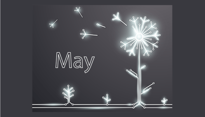 May 2017 graphic