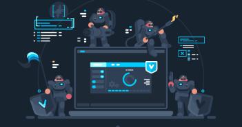 Graphic for antivirus