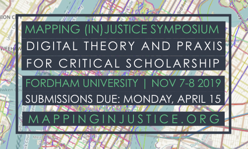 Mapping (In)Justice Graphic