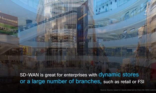 The Rise of SD-WAN