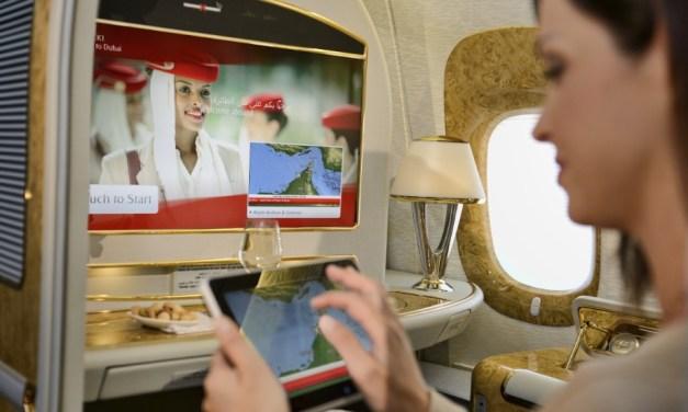 Λύση από την Emirates για laptop και tablets σε ταξίδι στις ΗΠΑ
