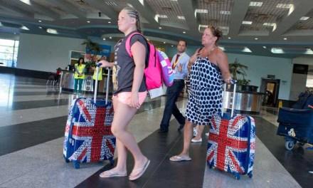 Οι Βρετανοί ταξίδεψαν στο εξωτερικό το Πάσχα