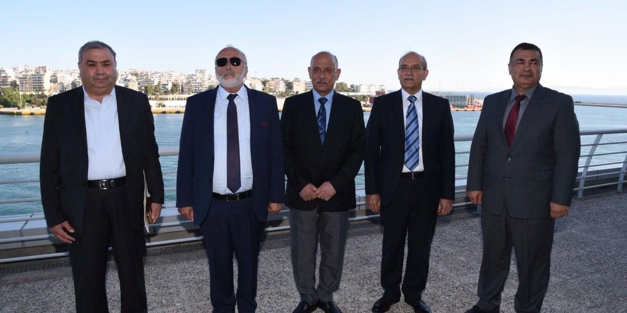Ενισχύεται η διμερής ναυτιλιακή συνεργασία Ελλάδας-Ιράκ