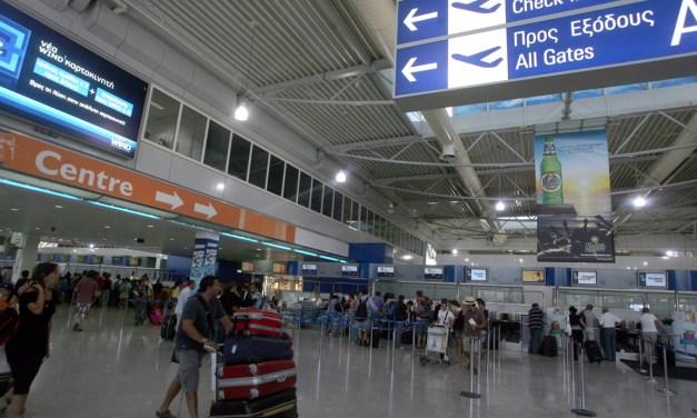 Αύξηση 10,1% στην επιβατική κίνηση των αεροδρομίων