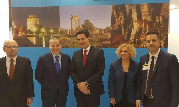 Ο ΕΟΤ στη  διεθνή τουριστική έκθεση της Ρουμανίας ΤΤR-Romexpo