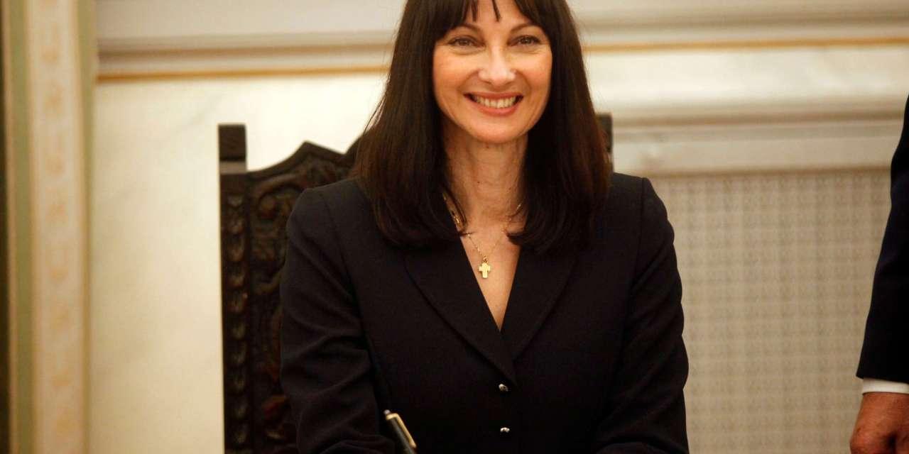 Συνέντευξη της Αναπληρώτριας Υπουργού Οικονομίας Υποδομών Ναυτιλίας & Τουρισμού Ελενας Κουντουρά στο Γερμανικό Τουριστικό περιοδικό FVW.