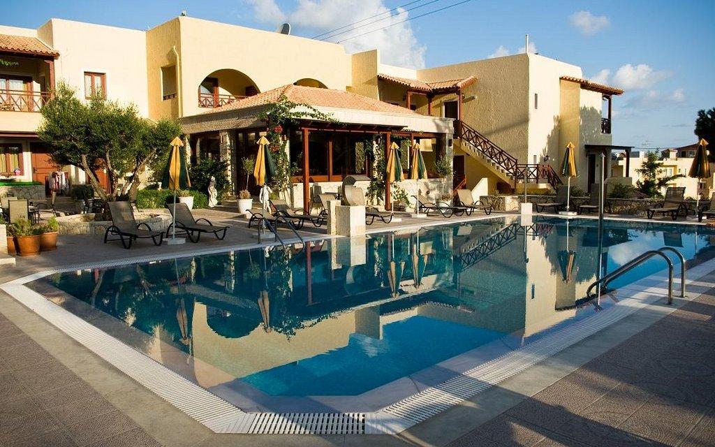 Χρυσή Βράβευση για τα Cactus Hotels