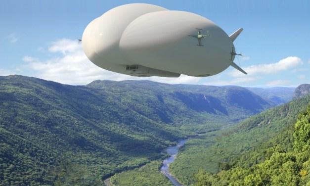 Υβριδικό αεροσκάφος που πάει παντού