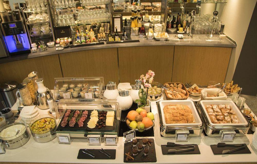 Ανανεωμένο το Lufthansa Business Lounge στο αεροδρόμιο Αθηνών
