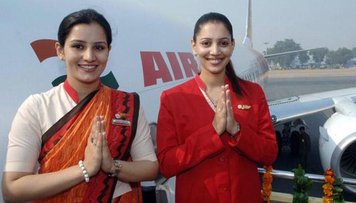Πτήση με άρωμα γυναικών από την Air India