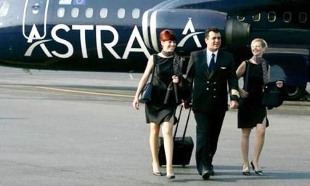 Νέα δρομολόγια Astra Airlines για το καλοκαίρι