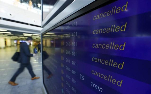 Αλαλούμ και σήμερα σε δύο αεροδρόμια της Γερμανίας από την νέα απεργία
