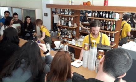 Οι φοιτητές του Τουρισμού εκπαιδεύτηκαν στον καφέ