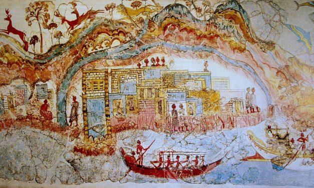 Σαντορίνη θερινό ωράριο μουσείων-αρχαιολογικών χώρων