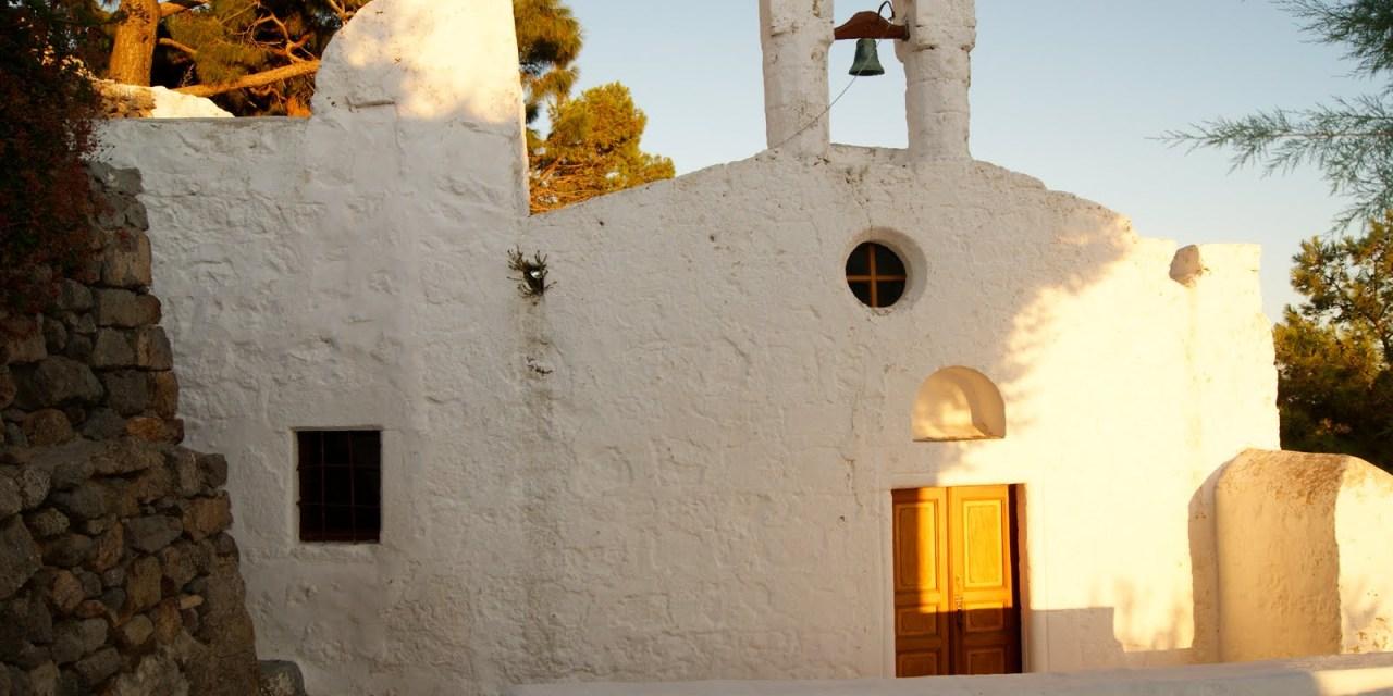Πάτμος:Αποκαταστάθηκε το Ιερό Σπήλαιο της Αποκάλυψης