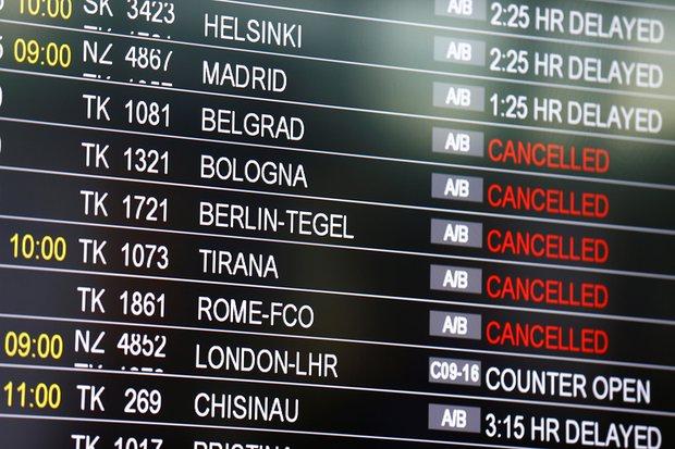 Οι αεροπορικές δεν σέβονται τους επιβάτες