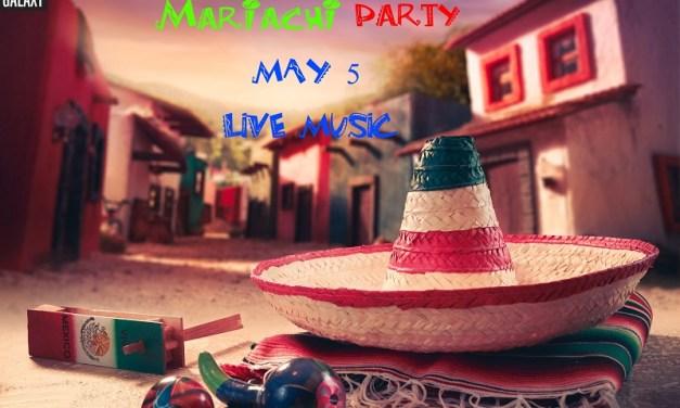 Πάρτυ Cinco de Mayo στο Galaxy