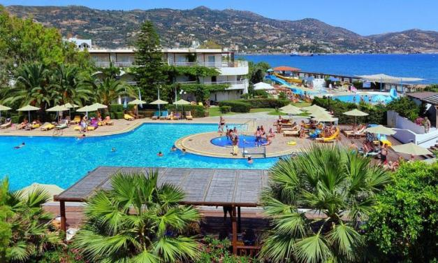 «Green Key» στο Apollonia Beach Resort & Spa