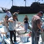 Αλιευτικός τουρισμός στην Λήμνο