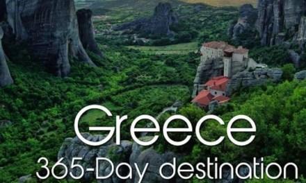"""Συνεχίζονται οι βραβεύσεις για το βίντεο παραγωγής του ΕΟΤ """"Greece A 365 Day Destination"""""""