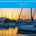 ΤΟ ΡΑΝΤΕΒΟΥ ΤΟΥ ΠΑΓΚΟΣΜΙΟΥ YACHTING ΣΤΗΝ ΑΘΗΝΑ 2ο Yachting Festival  11-14 Απριλίου 2019