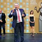 Περιφέρεια Κρήτη: «Σάρωσε» στα βραβεία της Στοκχόλμης για τους κορυφαίους προορισμούς
