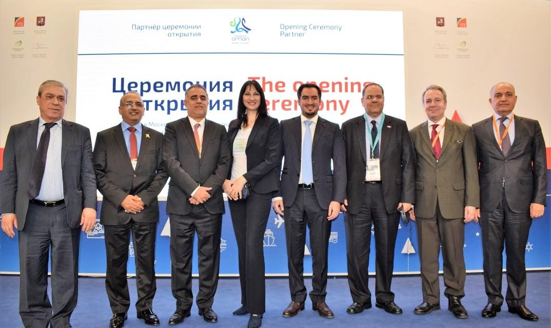 Συνεχίζεται η ισχυρή τουριστική ζήτηση από τη Ρωσία  για την Ελλάδα με αύξηση έως 15% στις προκρατήσεις στα οργανωμένα ταξίδια για το 2019 Συναντήσεις της Υπουργού Τουρισμού Έλενας Κουντουρά στην Διεθνή Τουριστική Έκθεση της Μόσχας ΜΙΤΤ, και νέο βραβείο για την Ελλάδα «καλύτερης παρουσίας χώρας»