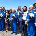 Η Υπουργός Τουρισμού  Έλενα Κουντουρά εγκαινίασε παρουσία εν ενεργεία Ρώσων κοσμοναυτών το πάρκο «Γιούρι Γκαγκάριν» στο Ηράκλειο της Κρήτης, διεθνούς εμβέλειας έργο για την ειρήνη και τη συνεργασία