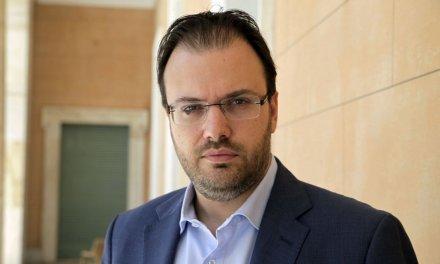Νέος Υπουργός Τουρισμού ο Θανάσης Θεοχαρόπουλος