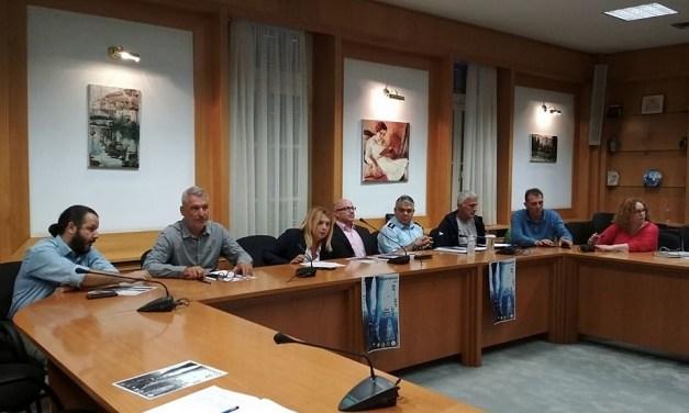 Συνέντευξη Τύπου για τον 7ο Τροφώνιο Ημιμαραθώνιο Λιβαδειάς