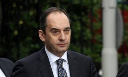 Το Κεντρικό Λιμεναρχείο Θεσσαλονίκης επισκέφθηκε ο Υπουργός Ναυτιλίας και Νησιωτικής Πολιτικής κ. Ιωάννης Πλακιωτάκης