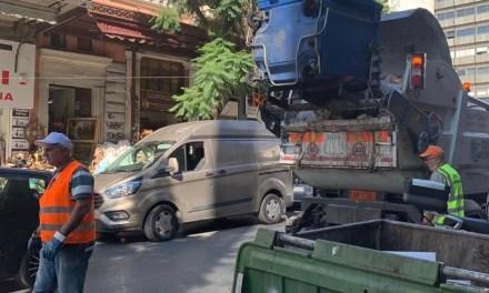 Συντονισμένη επιχείρηση  αποκατάστασης της εικόνας της  Αθήνας μετά τις κινητοποιήσεις Κώστας Μπακογιάννης: Σε πλήρη εξέλιξη ο συνολικός  σχεδιασμός για μια καθαρή Αθήνα