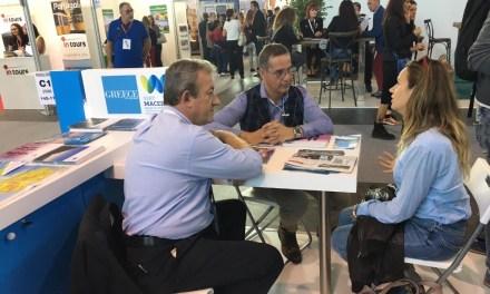 """Πολιτιστικός,  περιηγητικός και τουρισμός πόλης κέντρισαν το ενδιαφέρον των Ιταλών : Συμμετοχή της Περιφέρειας Κεντρικής Μακεδονίας στη διεθνή τουριστική έκθεση """"TTG TRAVEL EXPERIENCE 2019″ στο Ρίμινι της Ιταλίας"""