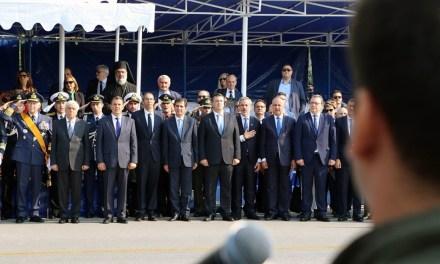 Α. Τζιτζικώστας: «Χρέος όλων μας είναι να δουλέψουμε σκληρά για να πάμε την Ελλάδα εκεί που ανήκει, στην κορυφή»
