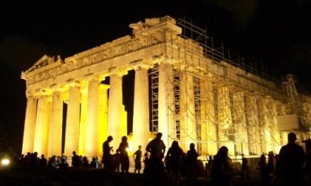 Ανελκυστήρας πλαγιάς και αναβάθμιση του φωτισμού της Ακρόπολης