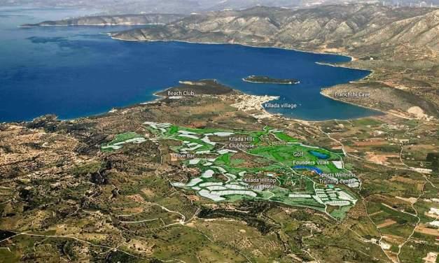 Υπογράφηκε η οικοδομική άδεια για το Kilada Hills στην Αργολίδα