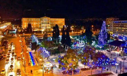 Η Αθήνα αγαπημένος προορισμός για τους Κύπριους ταξιδιώτες τα φετινά Χριστούγεννα