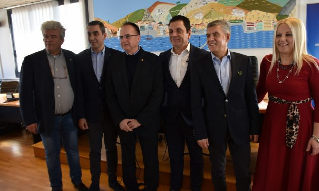Yachting Volos|Θαλάσσιος Τουρισμός και Γαστρονομία| Δελτίο Τύπου Επίσημης Συνέντευξης Τύπου