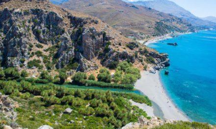 Οδική διασύνδεση τουριστικών περιοχών στα νότια της Κρήτης