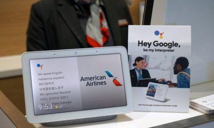 Νέα υπηρεσία μετάφρασης σε πραγματικό χρόνο στα αεροδρόμια απο την Google