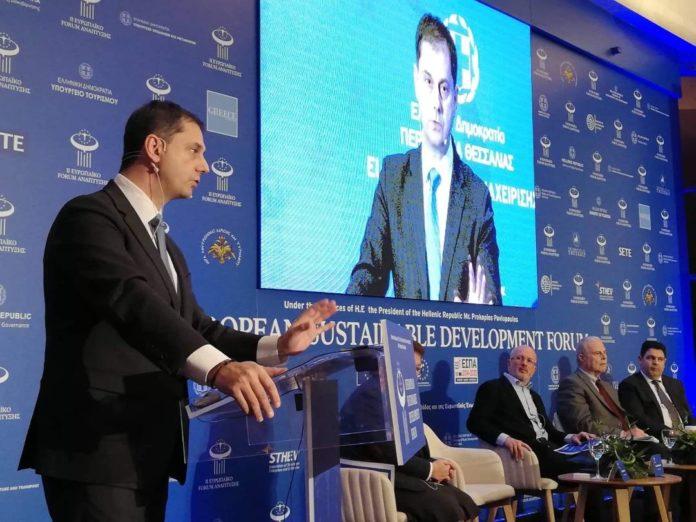 Χ.Θεοχάρης: Η συνεργασία όλων μονόδρομος για την αναβάθμιση του εγχώριου τουριστικού προϊοντος