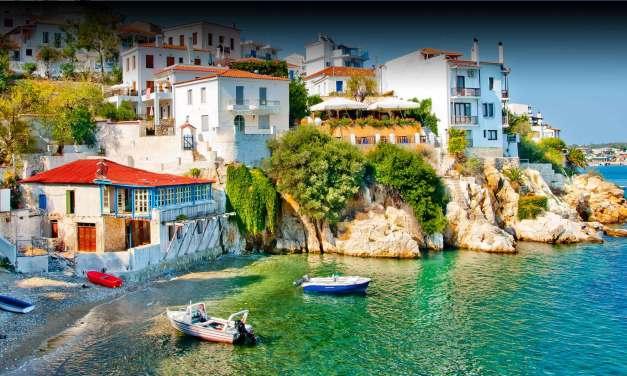 Δυναμική τουριστική προβολή της Σκιάθου σε Ελλάδα και εξωτερικό