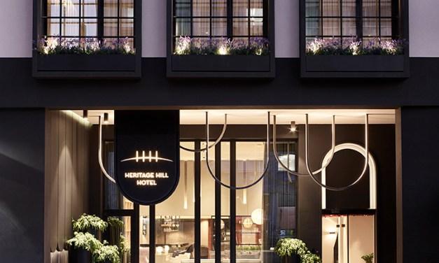 Μία σύγχρονη πρόταση διαμονής έρχεται σε λίγες ημέρες στην Αθήνα. Το νέο Heritage Hill Hotel στο σταθμό Φιξ!
