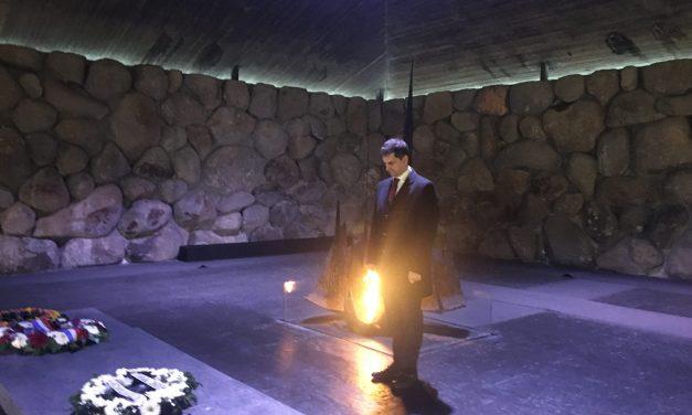 Eπίσκεψη υπουργού Τουρισμού κ. Χάρη Θεοχάρη στο Ισραήλ