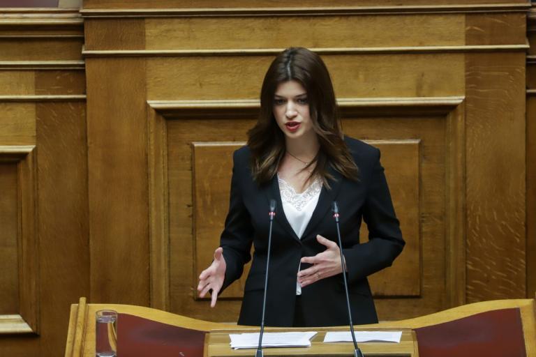 """Κ. Νοτοπούλου : Το Ταμείο Ανάκαμψης τείνει να γίνει ακόμη μια χαμένη ευκαιρία"""""""