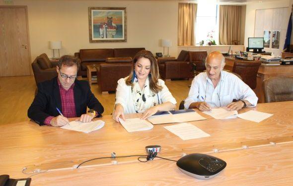 Μνημόνιο συνεργασίας μεταξύ ΕΟΤ και Εθνικού Θεάτρου