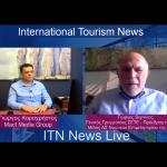 Βρισκόμαστε μπροστά σε νέες προκλήσεις για την οικονομία και τον τουρισμό. Επισήμανε στην itnnews live  o κ. Γ. ΒΕΡΝΙΚΟΣ